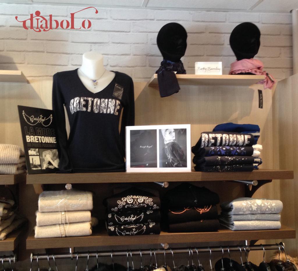 Boutique Diabolo Hennebont