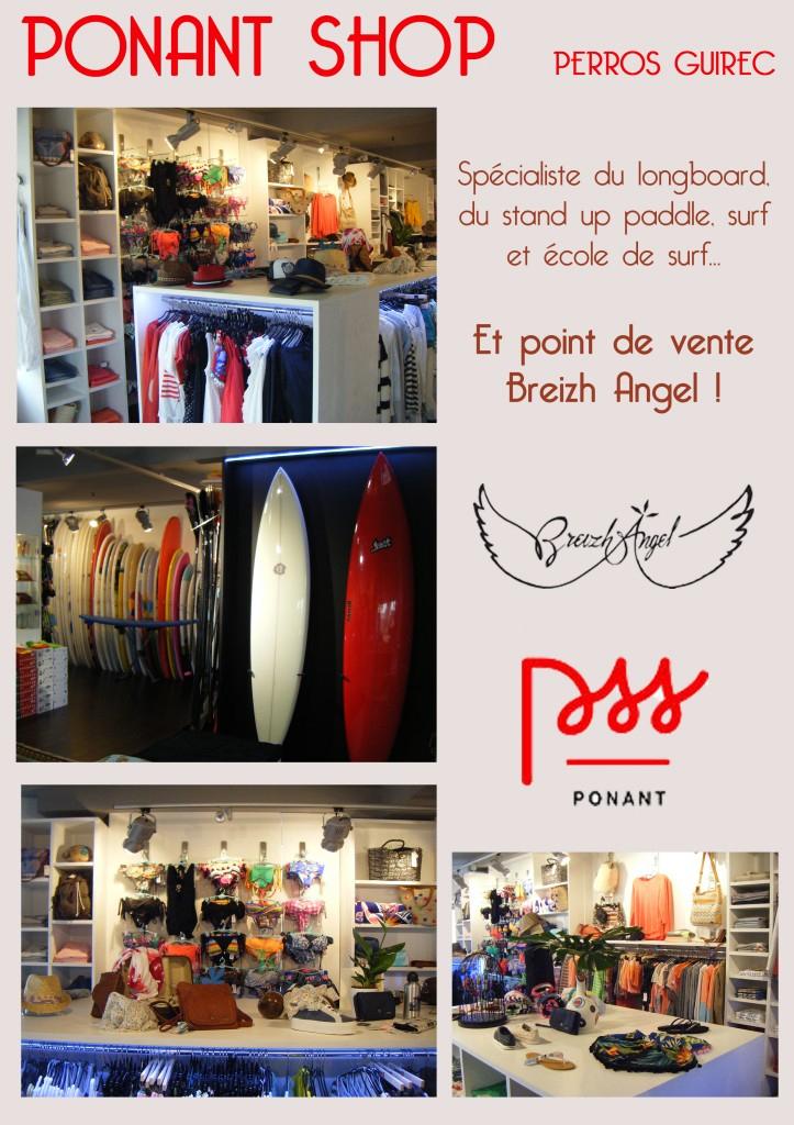 ponant shop