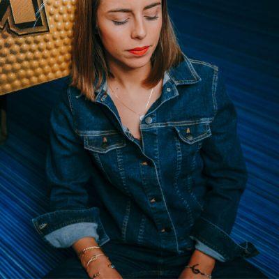 veste-en-jean fabriquée en France