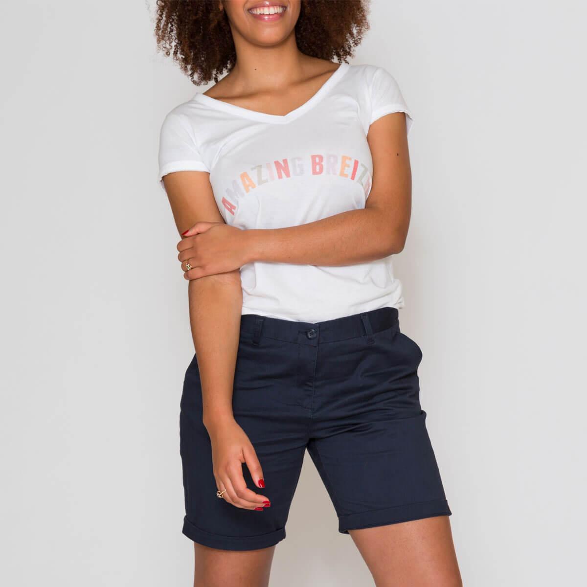 Tee-shirt-blanc-femme-Amazing-Breizh-zoom