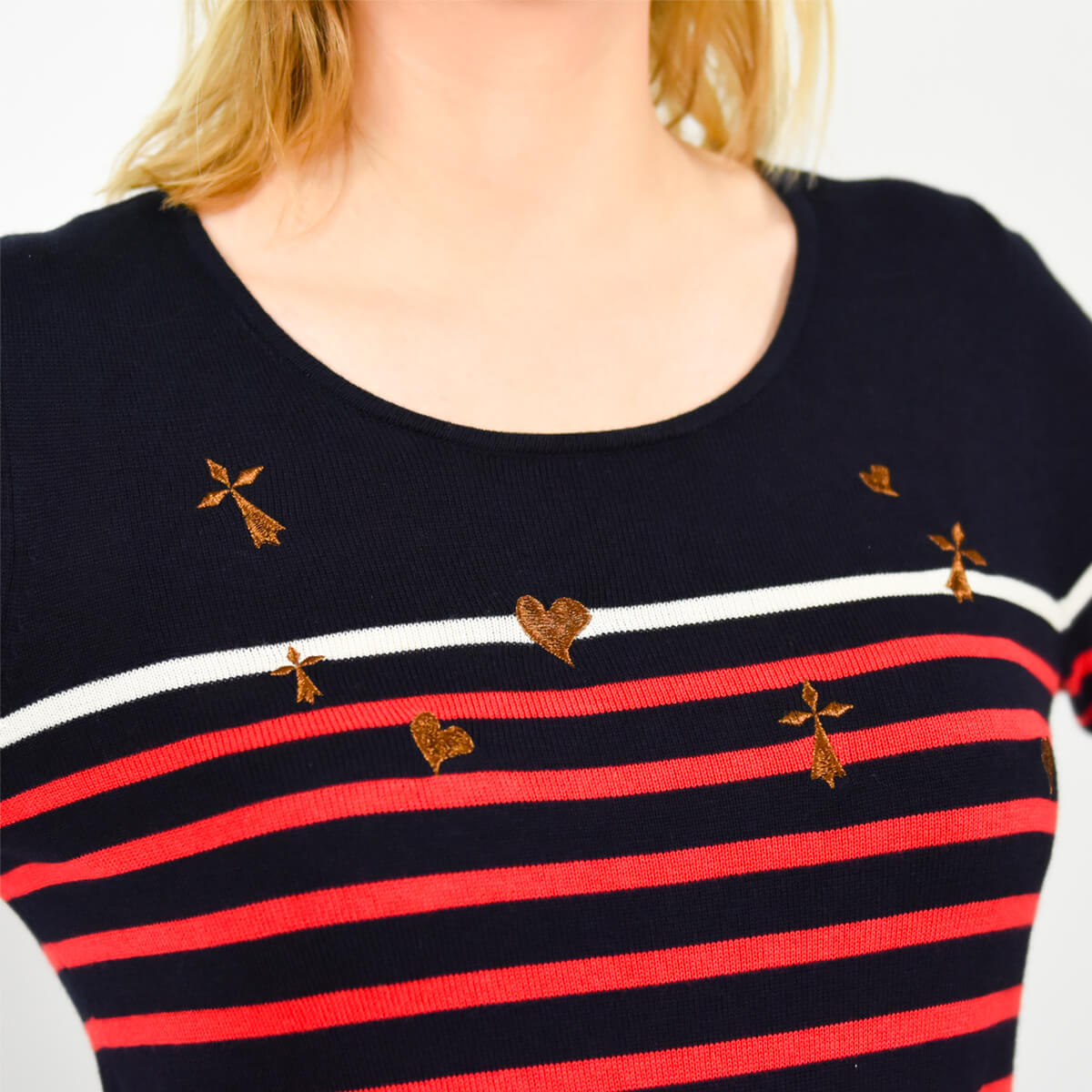PULL BRETON MESSAGE PUNCH HIVERNAL ZOOM