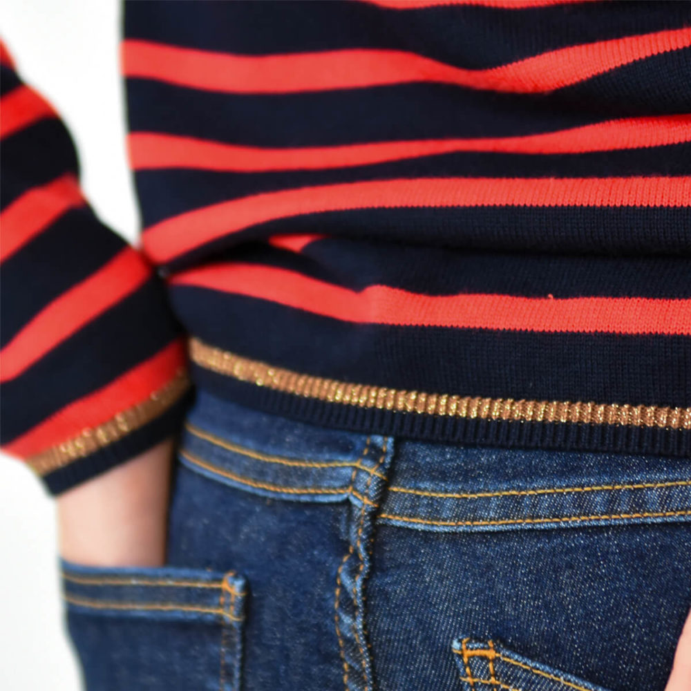 PULL BRETON MESSAGE PUNCH HIVERNAL ZOOM LUREX