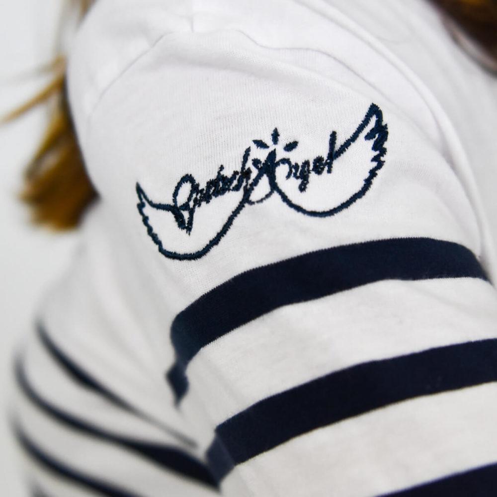Mariniere bretonne coton bio logo