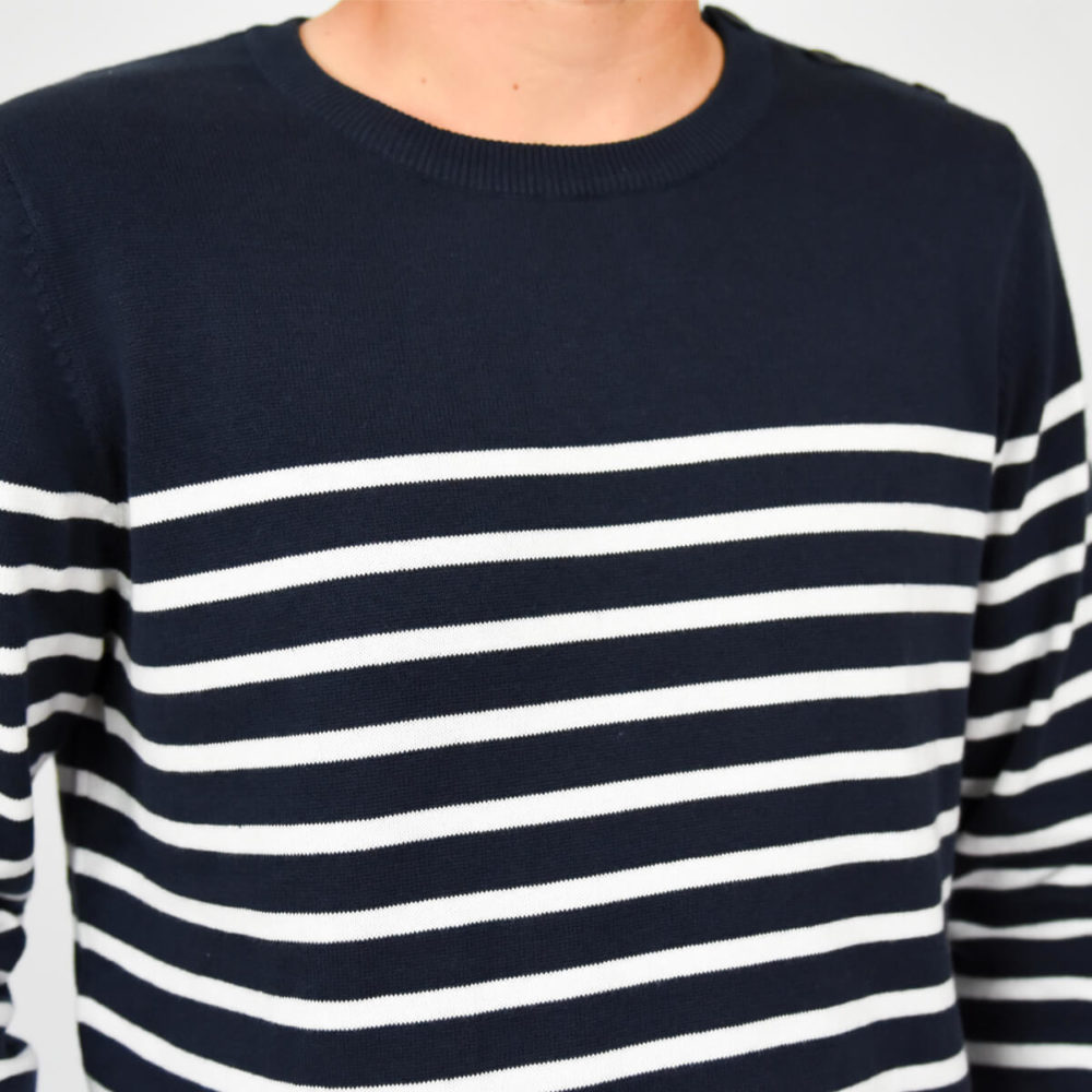 PULL RAYE HOMME ZOOM FACE