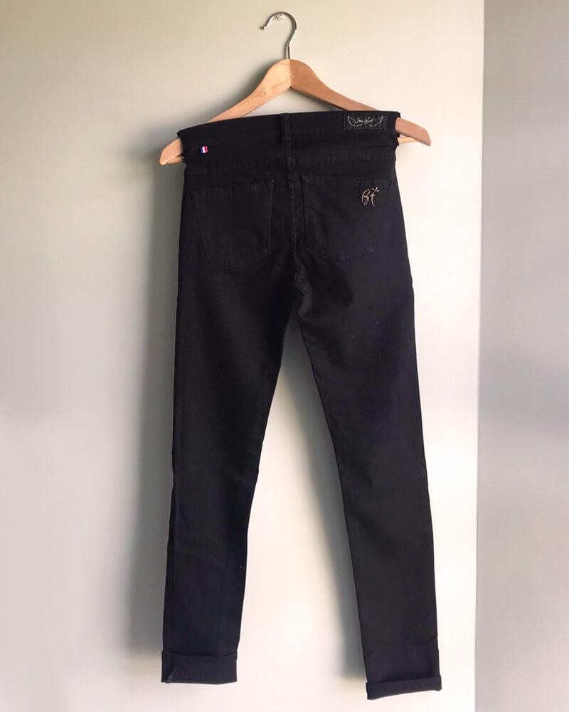 jean fabriqué en France noir