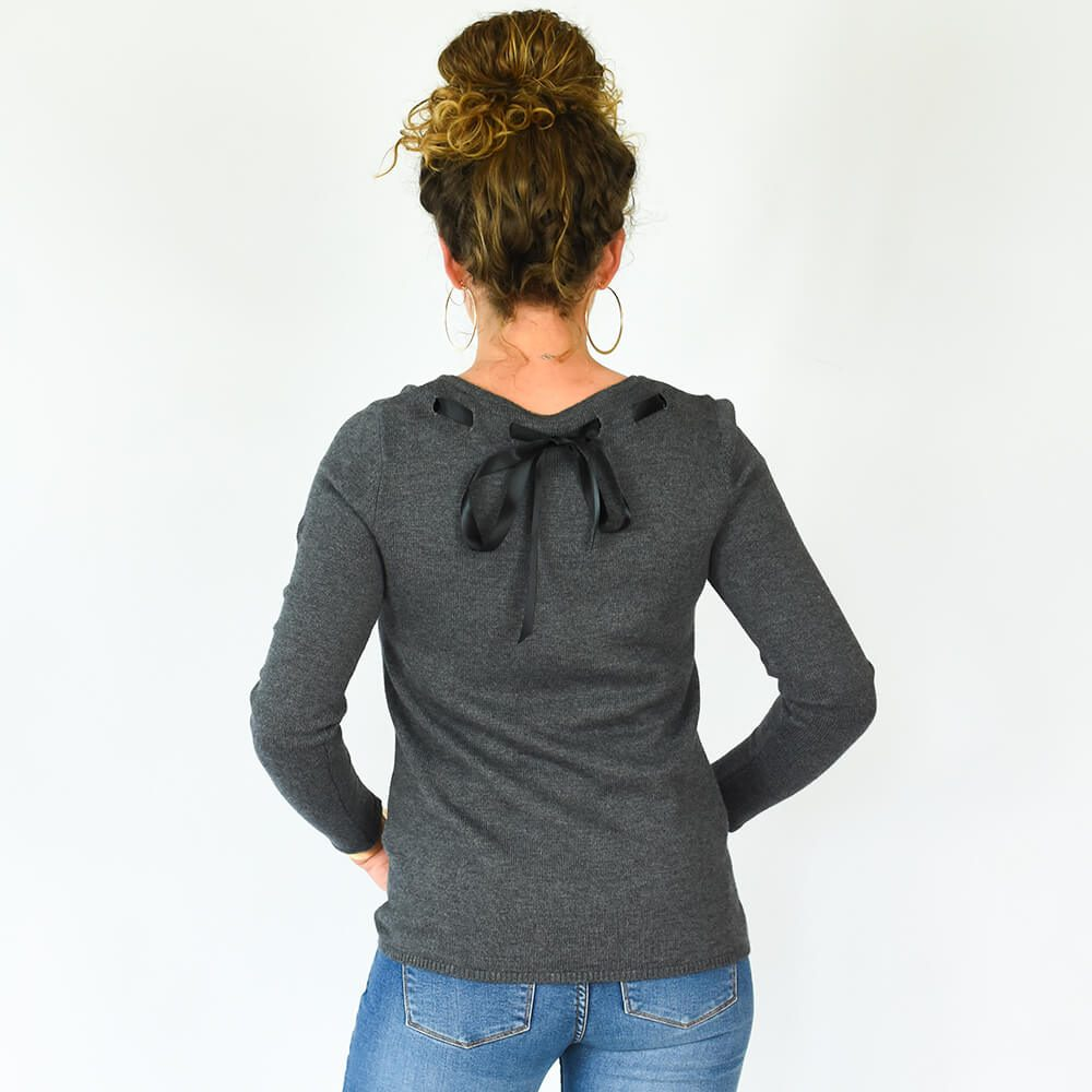 PULL-VELOURS-GRIS-DOS
