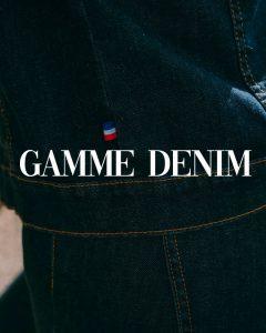 denim fabriqué en France