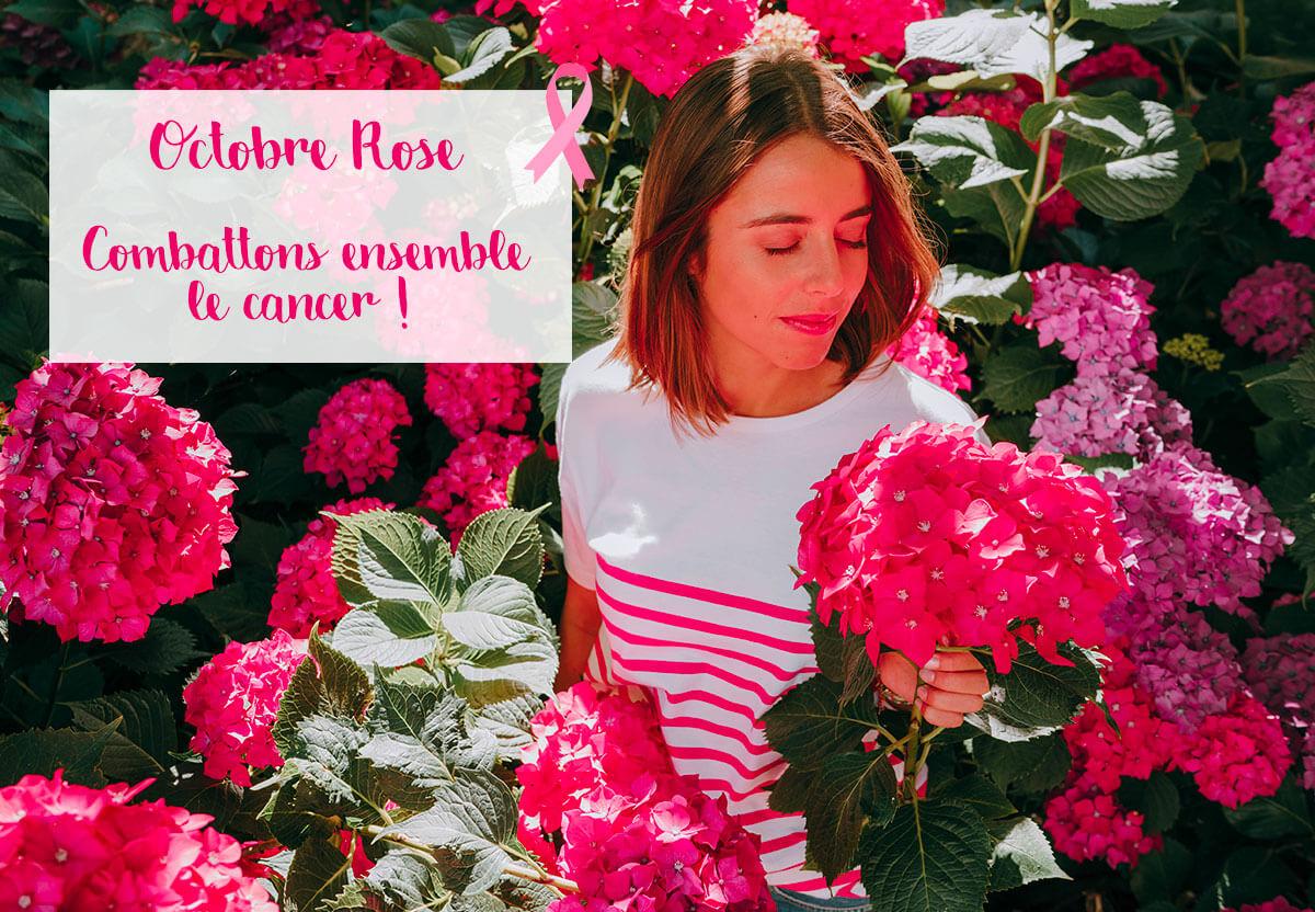 MARINIERE ROSE OCTOBRE ROSE DONS