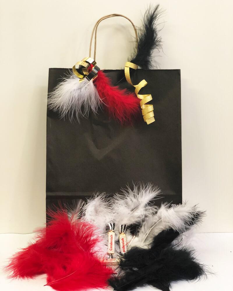 kit emballage cadeau sac
