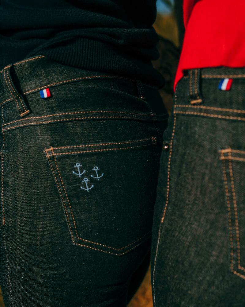 aJean fabriqué en France femme femme Delia zoom