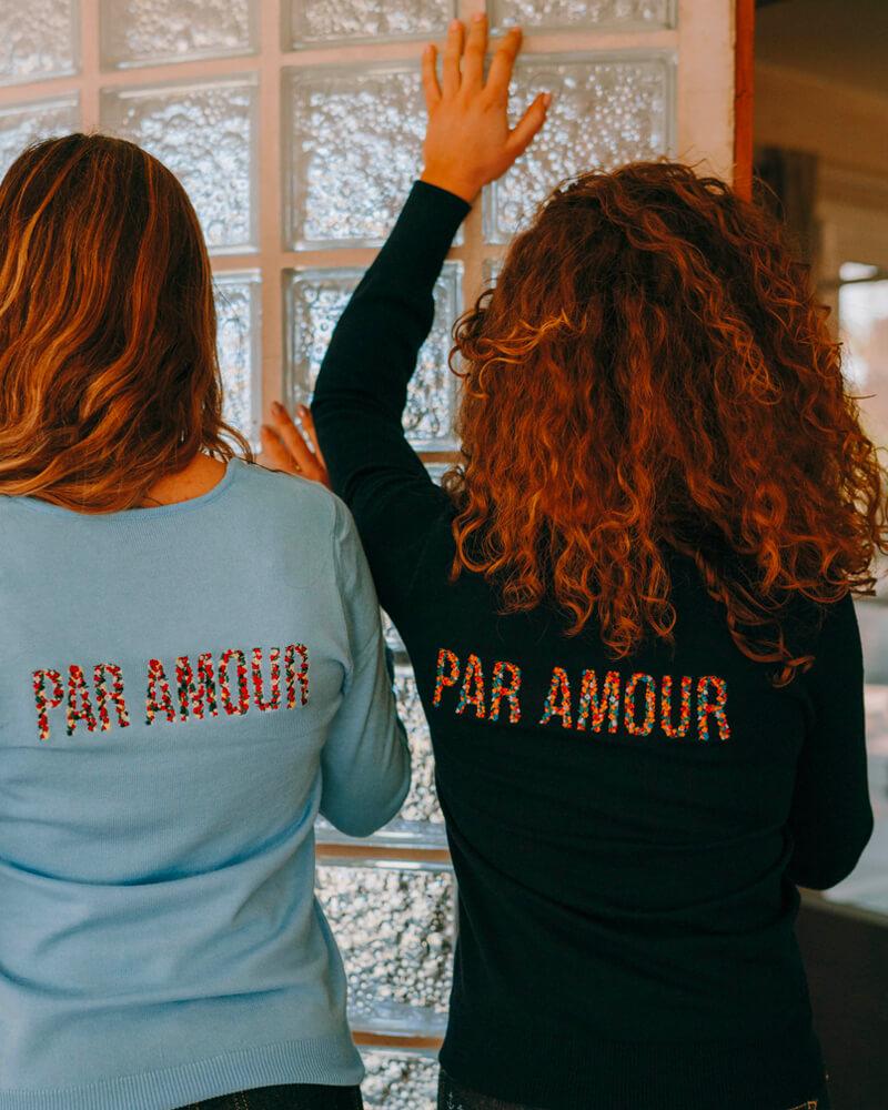 PULL-MESSAGE-FEMME-DORIS-PAR-AMOUR-DOS-MARINE-ET-BLEU-CIEL
