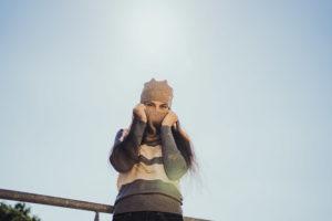 Bonnet femme hiver