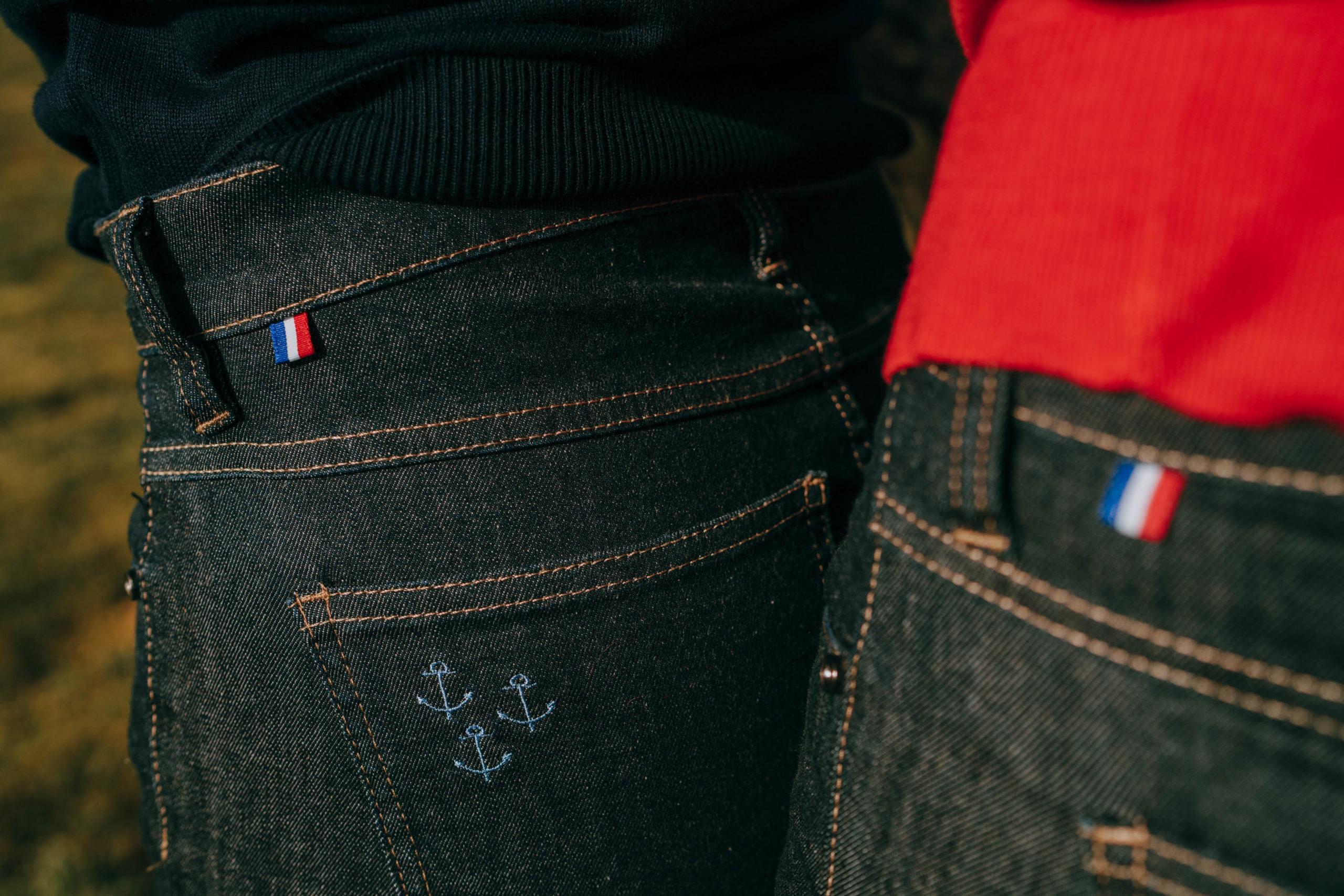 Les Jeans & Vestes